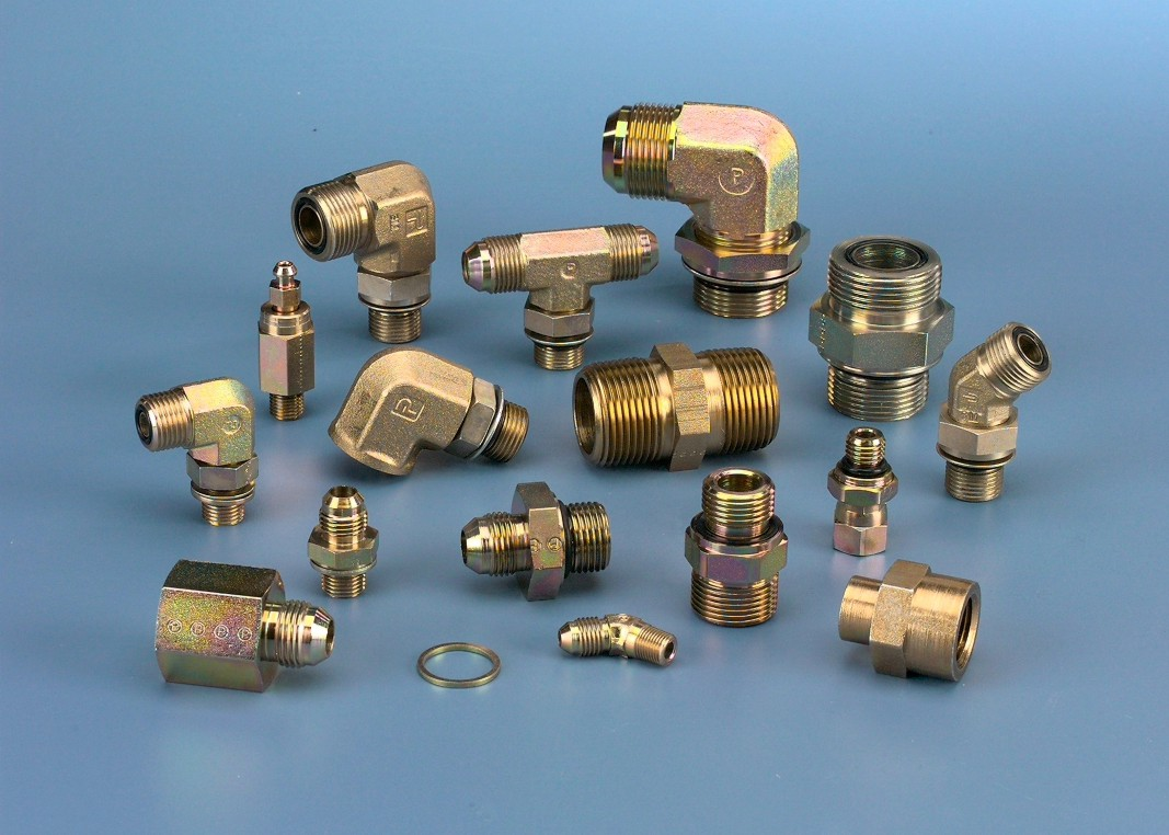 Hpa hydraulics fittings