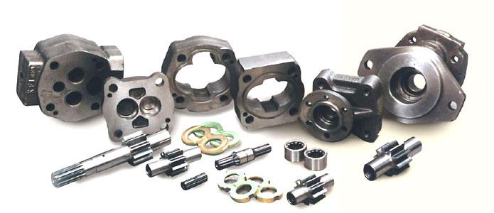 HPA - Hydraulics - Pumps